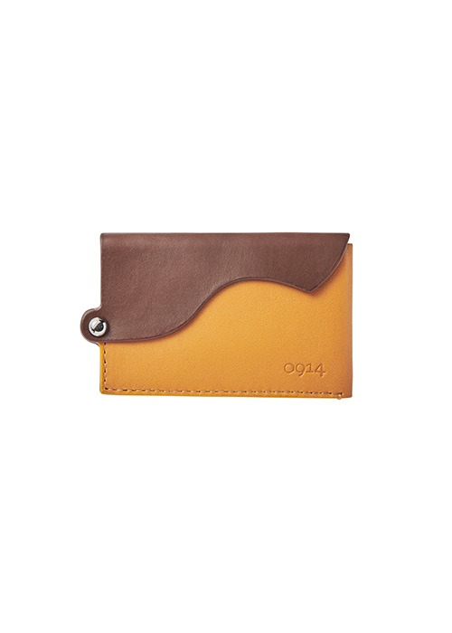 CUOIO CLOSURE CARDCASE